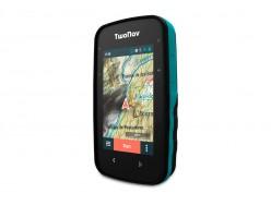 Compteur GPS TWONAV Cross Bleu