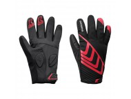 Gants Longs SHIMANO Thermal Rouge