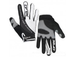 Gants Longs XLC Mercury Pro Team Edition Blanc Noir