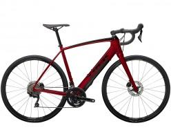 Vélo de route électrique Route TREK Domane+ ALR Rouge