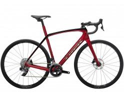 Vélo de course TREK Domane SL 6 eTap Crimson Black