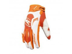 Gants Longs VTT Enfant KENNY Track Orange