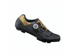 Chaussures SHIMANO VTT XC501 Noir Doré