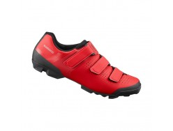 Chaussures SHIMANO SH-XC100M Rouge