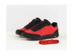 Chaussures BONTRAGER Flatline Rouge Vipe