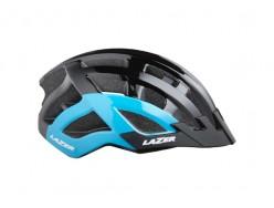 Casque LAZER Compact DLX Noir Bleu