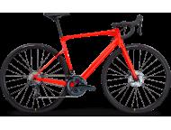 Vélo de course BMC Roadmachine Five Ultegra Rouge Bleu Petrol