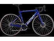 Vélo de course BMC Teammachine SLR Four AXS HRD Bleu Orange