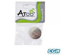 Piles ATOO Lithium 3v CR2032