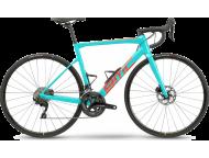 Vélo de course BMC Teammachine SLR Four 105 Bleu Rouge