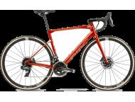 Vélo de course BMC Roadmachine One Force AXS HRD Rouge Argent Noir