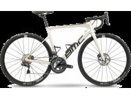 Vélo de course BMC Teammachine SLR Two Ultegra Di2 Gris Noir Rouge