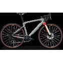 Vélo gravel BMC UnReStricted One V1 Apex 1 Rouge Vert