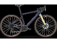 Vélo gravel Cyclo-cross BMC UnReStricted One V2 Apex 1 Bleu Jaune