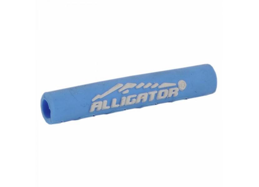 Protèges gaines ALLIGATOR 5mm Bleu