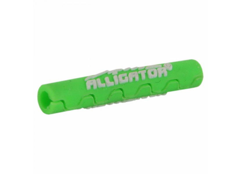Protèges gaines ALLIGATOR 5mm Vert