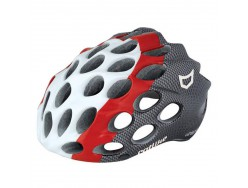 Casque Route CATLIKE Whisper Plus Blanc Rouge Carbone