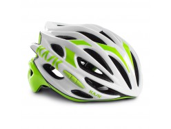 Casque Route KASK Mojito Blanc Vert clair