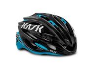 Casque Route KASK Vertigo 2.0 Noir Bleu ciel