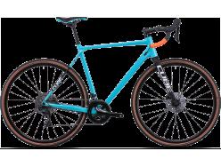 Vélo de cyclocross CUBE Cross Race Pro blue´n´black