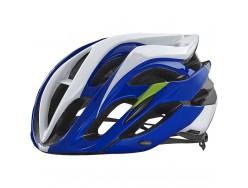 Casque Route GIANT Streak Tech-Blanc Bleu