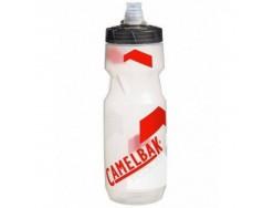 Bidon CAMELBAK Podium Classic Transparent Rouge 0.7L
