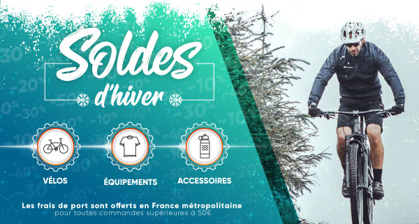Soldes hivers 2020 Mobile