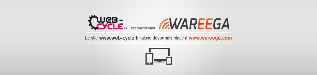 Web-Cycle laisse place à Wareega