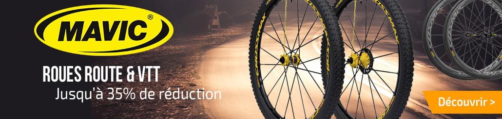 Découvrez la sélection de roues Mavic
