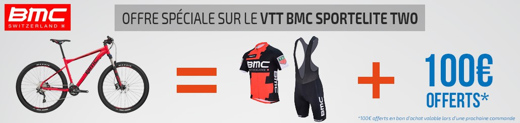 Offre spéciale - BMC Sportelite Two